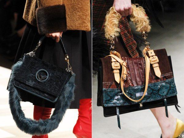 Как выбрать зимнюю сумку