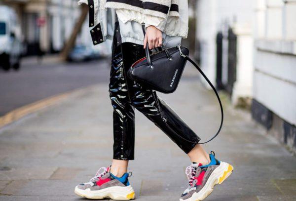 Модные тенденции обуви и сумок